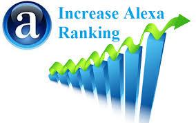 Increase Rank Alexa