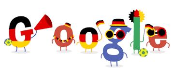 روز جهانی زمین و بازی گوگل