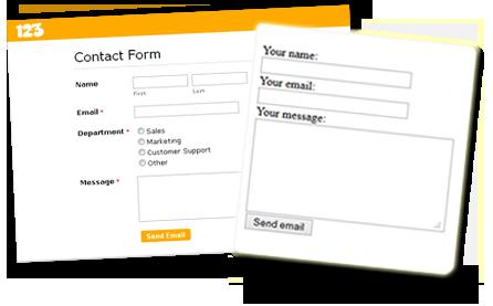اهمیت تماس با ما در طراحی سایت