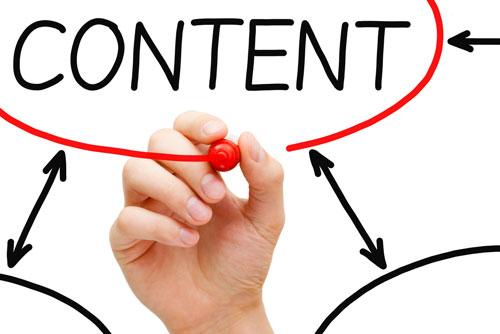 اهمیت تولید محتوا در طراحی سایت