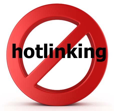hotlinking