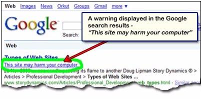 عدم دسترسی سایت کاهش رتبه سایت