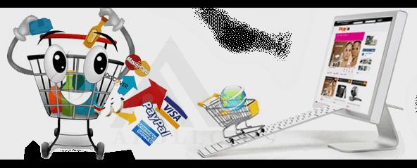 با طراحی سایت فروشگاهی ثروتمند شوید